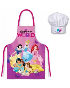 Kokkesæt med Disney Prinsesser