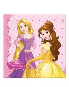 Disney Prinsesser servietter 20 stk.