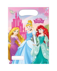 Disney Prinsesser slikposer 6 stk.