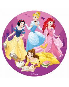 Prinsesse sukkerprint