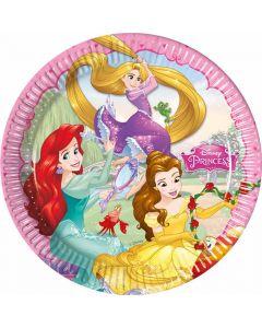 Disney prinsesser paptallerkner