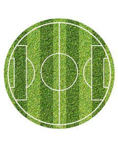 Fodbold sukkerprint