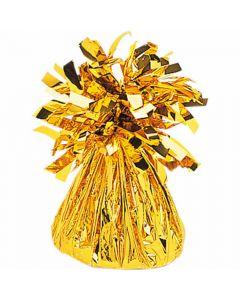 Guld ballonvægt 170 g. - 1 stk.
