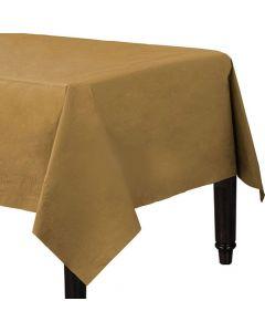 Guldfarvet papirdug
