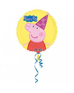 Folieballon med Gurli Gris