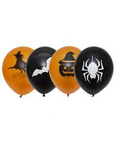Halloween balloner