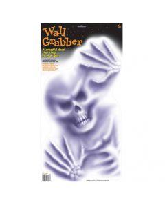 Halloween vægdekoration skelet