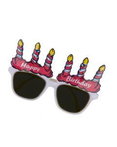 Happy Birthday brillen