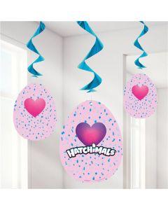 Hatchimals hænge dekorationer
