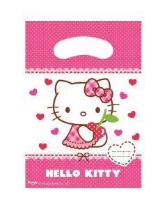 Hello Kitty slikposer 6 stk.