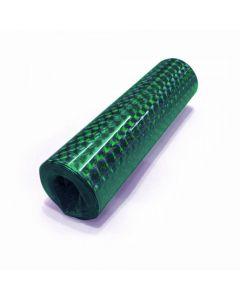 Grønne holografiske serpentiner