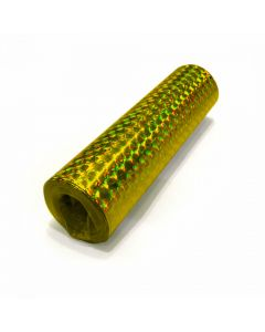 Serpentiner i guldmetal