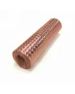Rose gold serpentiner holografiske