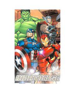 Indbydelser med Avengers
