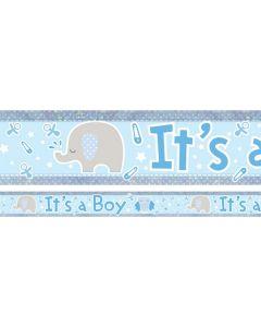 Folie banner 2,7 meter - It´s a Boy
