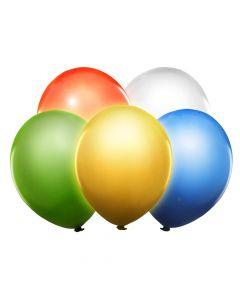LED Balloner blandede farver