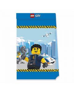 Lego City slikposer i papir