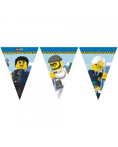 Lego City vimpelbanner