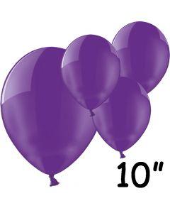 "Lilla balloner 10"" - 100 stk."