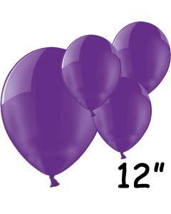 "Lilla balloner 12"" - 100 stk."