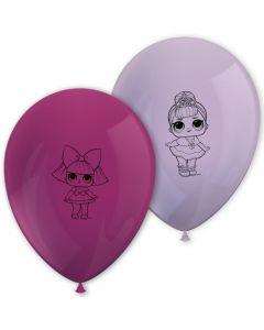 Balloner med LOL Surprise