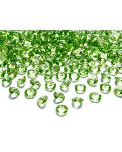 Pynte diamanter grøn