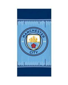 Manchester City håndklæde