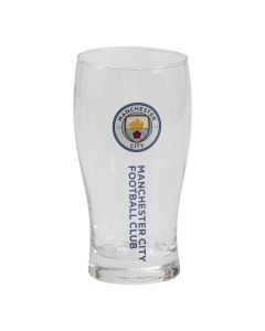 Ølglas Manchester City 50cl.