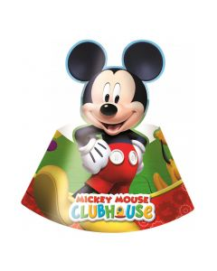 Mickey Mouse Clubhouse festhatte 6 stk.