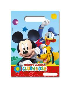 Mickey Mouse Clubhouse slikposer 6 stk.