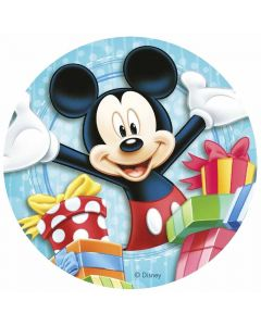 Mickey Mouse sukkerprint