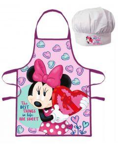 Kokkesæt med Minnie Mouse
