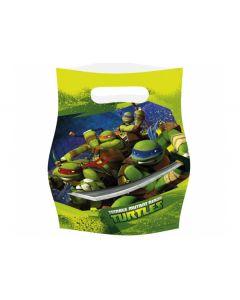Ninja Turtles slikposer 6 stk.