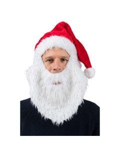 Nissehue og julemandsskæg