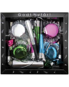 Nytårs kit i blandede farver
