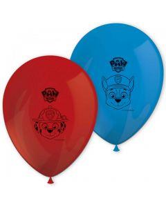 Balloner med Paw Patrol