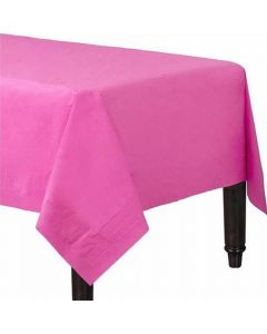 Pink papirdug 137 x 274 cm.