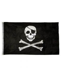 Jolly Roger piratflag