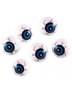 Halloween plastik øjne