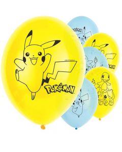 Balloner med Pokémon