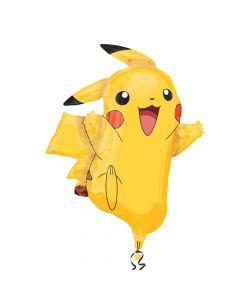 Pokemon supershape folieballon