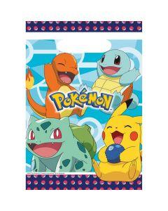 Slikposer med Pokemon