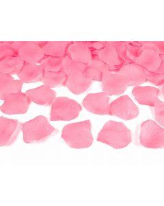 Lyserøde rosenblade