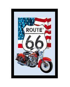 Barspejl Route 66