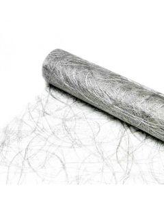 Sølvfarvet sizoweb