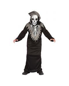 Skelet Børnekostume