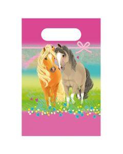 Slikposer med heste