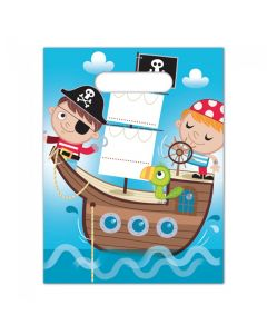 Slikposer med små pirater