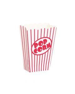 Små bægre til popcorn