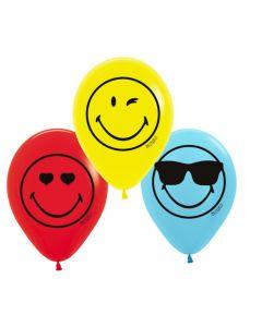 Balloner med Smiley´s